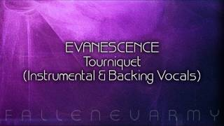 Evanescence - Tourniquet (Instrumental w/ Backing Vocals) by Eyal Dahan