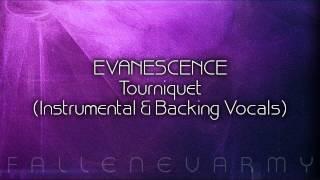 Evanescence - Tourniquet (Instrumental w/ Backing Vocals) by Eyal Dahan & KaraokeDuoV2