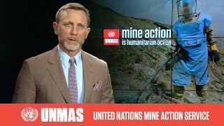 UN Global Advocate Daniel Craig