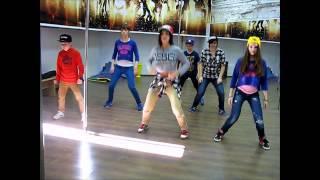 Смотреть онлайн Урок хип хоп танца для детей