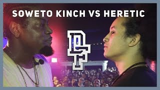 SOWETO KINCH VS HERETIC | Don