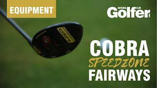 National Club Golfere - COBRA SPEEDZONE FAIRWAYS