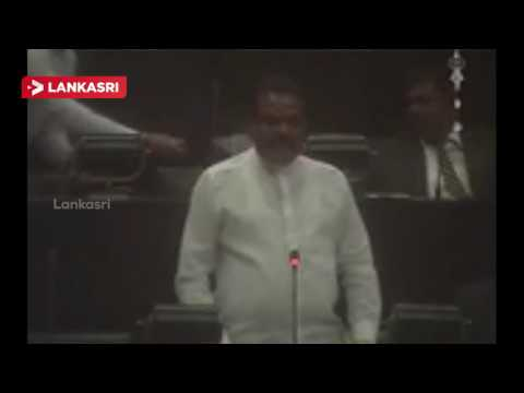 Srineshan-MP-parliament-Speech