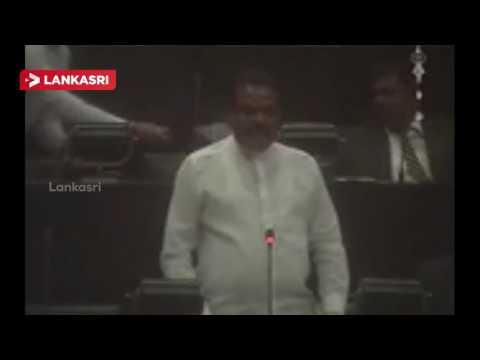 Srineshan-MP-parliament-Speech