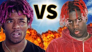 LIL UZI VERT VS. LIL YACHTY   Before They Were Famous