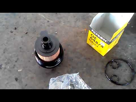 OPEL MERIVA 1.7CDTI HOW TO CHANGE OIL,OIL FILTER AND AIR FILTER
