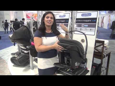 Peg Perego NEW 2014 Primo Viaggio 4-35 Infant Car Seat Review by Baby Gizmo