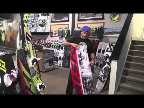 2014 Naish Motion Kiteboard Review