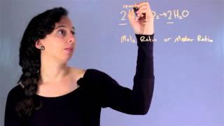 Mole Ratio & Molar Ratio : The Marvels Of Chemistry