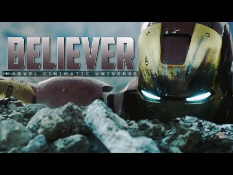 MARVEL || Believer