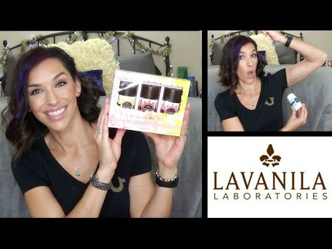 Lavanila Deodorant, Body Butter, and Perfume Haul and Review
