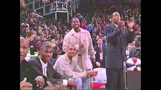 NBA Three Point Contest (2000) All-Star Weekend