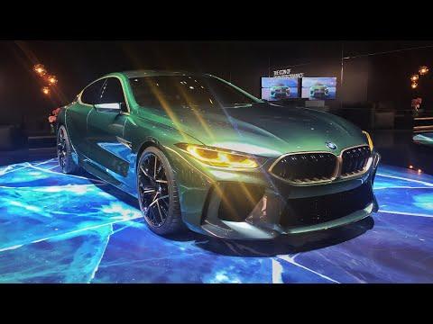 BMW stellt neues M8 Concept in Genf vor – Video