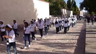 preview picture of video 'Celebración del pesebre en Humahuaca'