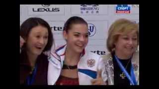 Adelina SOTNIKOVA - SP