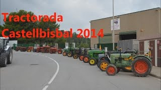 preview picture of video 'Tractorada Castellbisbal 2014'