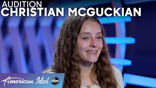 """Lionel Richie Tells Christian McGuckian """"There's No Such Thing As Failure"""" - American Idol 2021"""
