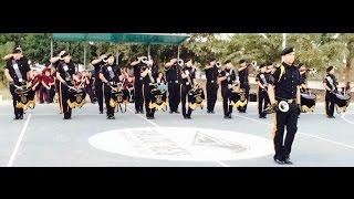 Banda De Guerra Sables De Oro Copa Los Mochis 2015