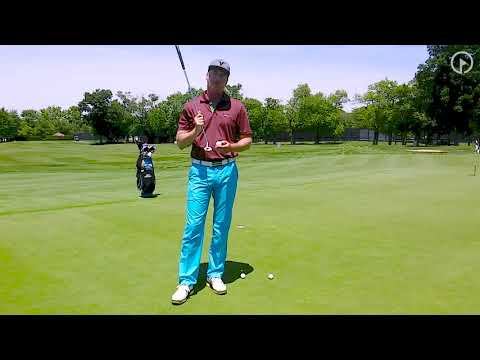 How to Correctly Align Your Putter Face to Your Target