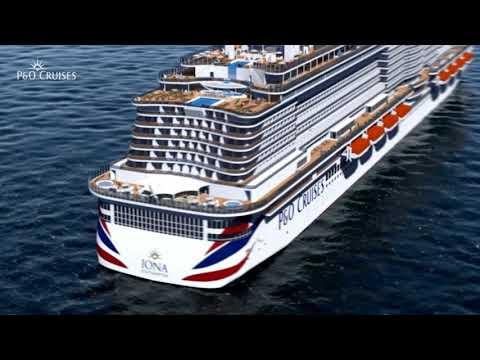 P&O Cruises - Take a look at Iona!