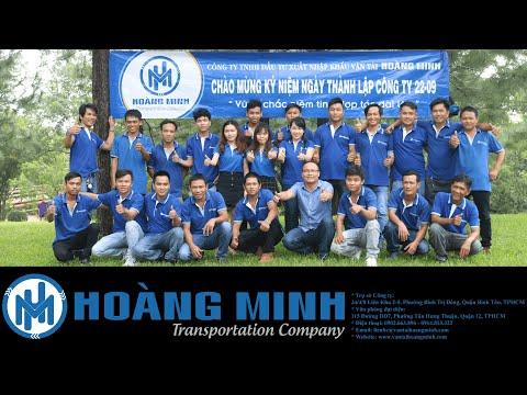 Giới thiệu Công ty Vận tải Hoàng Minh