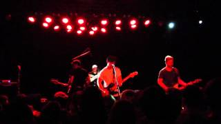 """Armor For Sleep """"Basement Ghost Singing"""" WTDWYD 10 Yr Tour LIVE at The Roxy - Hollywood, CA 12/13/15"""