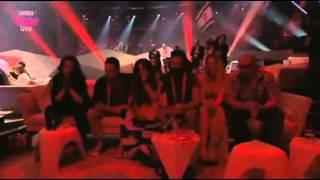 Eurovision 2012 Semi Final 1 Qualifiers BBC