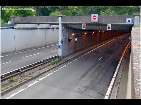 Düsseldorf: Testfeld für eine Nacht