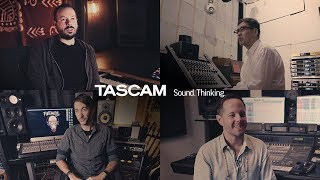 Teoli featured on TASCAM video