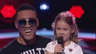 Filipa Ferreira - Chamar a Música - The Voice Kids
