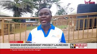 Women empowerment project launched