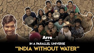 India Without Water Ft. Nikhil Vijay, Fitoor Mishra & Aseem Chandaver | Independence Day Special