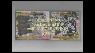 Osamentah  -back against the wall-  (Circle Jerks)