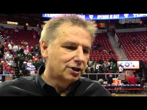 Game 3 Post Game: Larry Eustachy Interview
