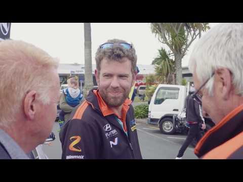 Paddon Hyundai NZ RAGLAN RALLY OF THE COAST 2018 Review