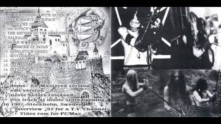 Bathory - 06 The Return Of The Darkness & Evil (Edit Version)