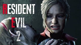 ОПЯТЬ КАНАЛИЗАЦИЯ ► Resident Evil 2 Remake #14
