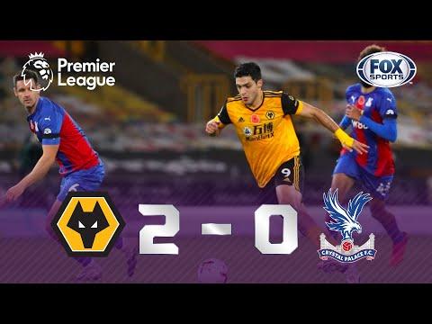 WOLVES NA BRIGA PELO TÍTULO | Veja os Lances de Wolverhampton 2x0 Crystal Palace pela Premier League