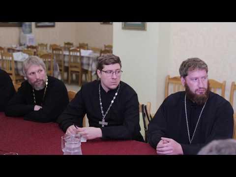 Курганская епархия и пандемия коронавируса
