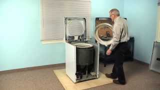 Washing Machine Repair - Replacing the Transmission (Whirlpool Part # 6-2097750)