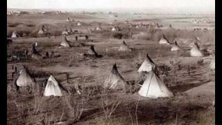 Native American  -Tipi -Teepee (Sioux)