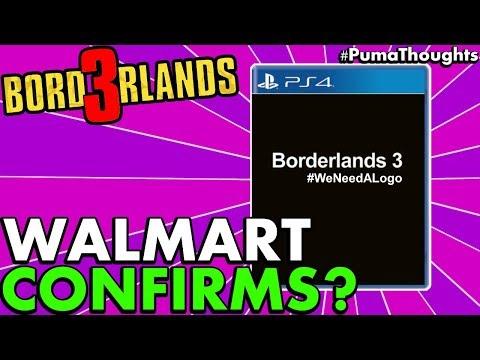 Walmart oopsie on BL3? :: Borderlands 2 General Discussions