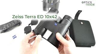 Zeiss Terra ED 10x42 binoculars review | Optics Trade Reviews