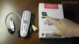 Elgato eyeTV Hybrid USB TV Tuner review