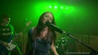 After School Heroes - live (video)