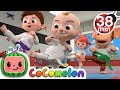 Taekwondo Song + More Nursery Rhymes & Kids Songs - CoComelon