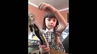 Распаковка куклы Монстер Хай