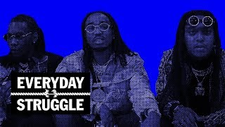 Everyday Struggle - Migos vs 300, 50 Bitcoin Lie?, Big Sean Washed? Nicki Best Female Rapper Ever?