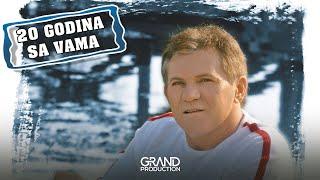 Milos Bojanic   Oci Zelene   (Audio 2004)