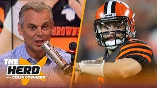 Colin Cowherd plays the 3-Word Game after NFL Week 3 | NFL | THE HERD